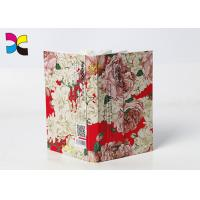 Buy cheap White Card Paper Printed Journal Books Sewing And Edition Binding product