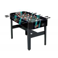 Buy cheap Metal Goal 4FT Football Game Table With Color Graphics Design Multicolor Players product