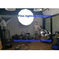 Quality TV / Flim Lighting Dimmable 800W LED Glare Free Lighting For Film Industry for sale