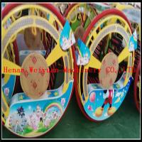 Buy cheap Happy Car with Coin System game machine amusement park electric kid rider for sale product