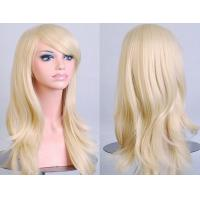 Buy cheap Long Wigs Cosplay Woman Fashion Design Hair Many Colors to Choose product
