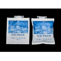 Reusable Safe Ice Gel Packs Inject For Water / 400 Non - Toxic