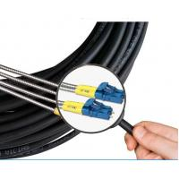 Buy cheap Armoured Branch Outdoor CPRI Fiber Cable GYFJH 7.0mm 2 Cores LSZH G657A2 product