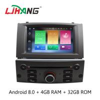 Buy cheap Bluetooth 3G USB Peugeot 5008 Dvd Player , LD8.0-5588 Dvd Player For Android from wholesalers