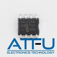 Buy cheap Durable Erasable PROM Memory Chip IC EEPROM 256K I2C 400KHZ 8 SOIC 24LC256T-I/SN product