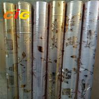 Buy cheap Waterproof Fire - Resistant PVC Transparent Film For Furniture / Shoes product