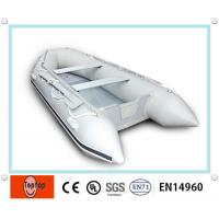 Buy cheap Durable Aluminum Inflatable Fishing Boat , Cheap Inflatable Boats product