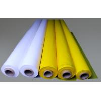 Buy cheap White 100% Monofilament Polyester Screen Printing Mesh For T-shirt product