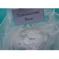 Buy cheap Steroid Hormone Bodybuilding Testosterone Base CAS 58-22-0 Steroid Powder 99% Purity product