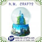 Buy cheap Christmas Snowman Globes product