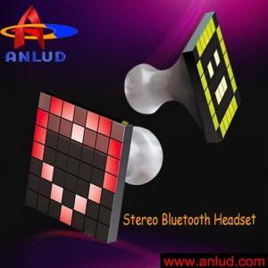 China Stereo bluetooth  mini headset on sale