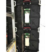 Buy cheap Stage Rental Led Screen Indoor P2.5 480x480mm Nation Star Black SMD Die Casting Aluminum Cabinet product
