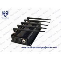 Buy cheap 5W Powerful Wifi Signal Jammer External Omni Directional Antennas CE Approved product