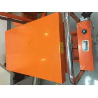 Mobile Hydraulic Lifting Table With Scale , Stable Performance Scissor Lift Cart