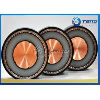 Buy cheap 10kV Copper Conductor XLPE insulation MV Power Cable Without Armour product