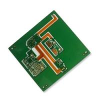 Buy cheap Double Sided Rigid-flex PCB Board for Cell Phone product