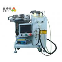 Buy cheap Handheld Auto Tie Wrap Machine 2.5 * 100mm Zip Ties Max Banding Dia 17mm product