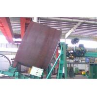 China Tilt Hydraulic Welding Positioner Turntable Flange / Wind Tower on sale