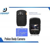 Buy cheap Long Time Recording Law Enforcement Body Camera With IR Light 94 Mm * 61 Mm * 31mm product