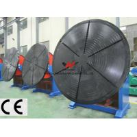 China Engineering Pipe Boiler Welding Positioners Turntable With Φ1400mm Working Table on sale