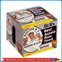 Buy cheap Creative Dog Food Cardboard Packaging Box product