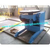 0 Degree - 120 Degree Tilting Pipe Welding Positioners With Foot Switch