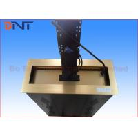 Buy cheap Computer Screen LCD Motorized Lift With 15 Degree Overturn Angle product