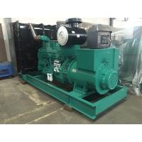 Buy cheap 625KVA Industrial Diesel Generators , 3 Phase Cummins Diesel Genset product