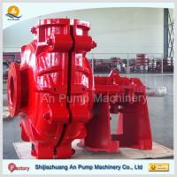 Buy cheap red color industrial abrasive slurry pump product