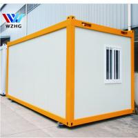 Buy cheap low cost Container homes sale,20ft modular kit prefabricated house prices from wholesalers