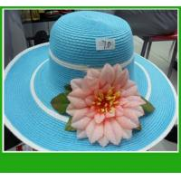 Buy cheap Women's Straw Sun Hats,Fashion Hats,Straw Hats product