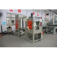 Buy cheap Automatic Sandblasting Machine With Time Position Setting Multi Functions product