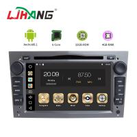 Buy cheap Android 8.1 Opel Car Radio HMDI Output Double Din With Black Grey Silver Frame product