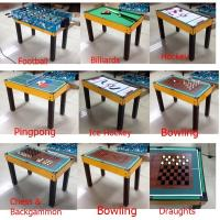 Buy cheap New Style Multi Game Table Soft Handle Football Game Table With Colorful Player product