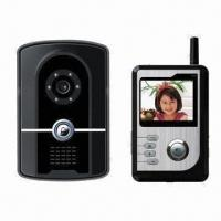 Wireless front door video intercom images wireless front for Front door video intercom