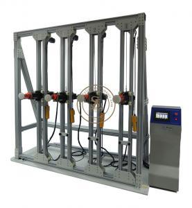 China Swings Toys Testing Equipment , EN71-8 Horizontal Thrust Tester For Swing Test on sale