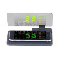 Mobile 6 Inch Heads Up Display Navigation , Black Smartphone Heads Up Speed Display Holder
