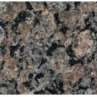 Buy cheap Polished , honed Granite Natural Stone wall cladding / kitchen countertop , Caledonia product
