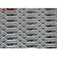 Buy cheap Expanded Sheet Metal Mesh / Expanded Metal Grating 3.0 Mm Thickness product