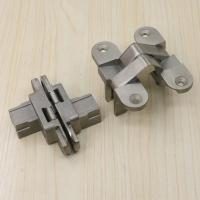 Buy cheap FIRE RESISTANT DOOR HARDWARE STAINLESS STEEL ADJUSTABLE CONCEALED HINGE product
