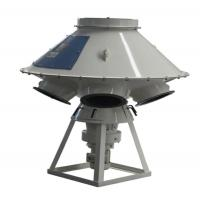 Buy cheap 30T/H Rotary Feed Pellet Distributor For Grain / Feed Mill Industries product