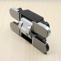 Buy cheap 3 axis adjustable hinge three-dimensional adjustment full concealed fitting from wholesalers