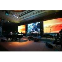 Buy cheap 100,000 hours 256*256*256 Display color rental mobile fixed DVI led video wall  product