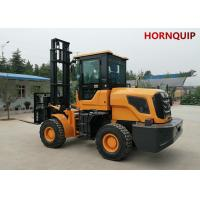 Buy cheap Model 920FL 2ton to 2.5ton Forklift Loader Lifting Height 3m / 4.5m Diesel truck forklift product