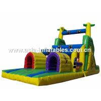 China Durable Inflatable Obstacle Challenges Games For Art Designer on sale