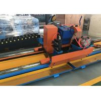 Buy cheap Tengtian factory hot sale h.f pipe welding production line automatic steel pipe cold cutting machine product