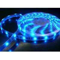 Buy cheap Green 150 Leds/ 5m Waterproof Rgb Led Strip 16lm /Led For Amusement Park product