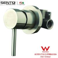 Buy cheap Sento Single handle wall-mounted shower mixer faucet with watermark product