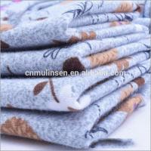 Buy cheap Rusha Textile  Knitting Cute Pattern Printed Poly Ring Spun Single Jersey Fabrics Wholesale Overseas product