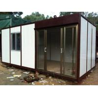 Buy cheap 20FT / 40FT Container Home Waterproof Sound - Insulated Heat Preservation product